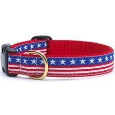 UpCountry® Stars and Stripes Dog Collar