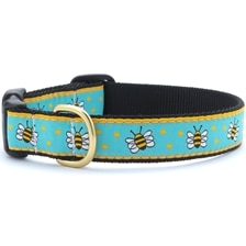 UpCountry® Bee Dog Collar