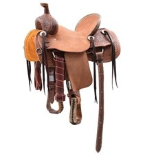 Cashel® Cowboy Youth Saddle- Rancher