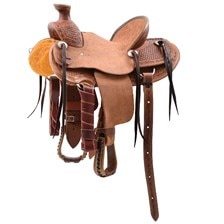 Cashel® Cowboy Youth Saddle - Wade