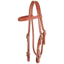 SmartPak Browband Headstall Buckle End