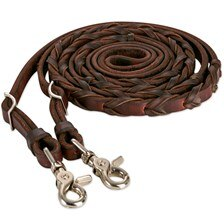 SmartPak 10' Laced Trail Reins
