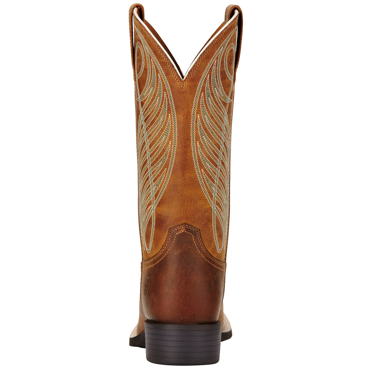 f4a8ace658 Ariat Women's Round Up Wide Square Toe Boots - Powder Brown