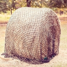 Round Bale Net by Texas Haynet
