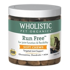 Wholistic Run Free™ Soft Chews Small Breed