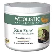 Wholistic Run Free™ with Green Lipped Mussel