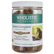 Wholistic Canine Complete™ Soft Chews Large Breed