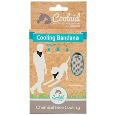 SmartPak Coolaid Canine Cooling Bandana