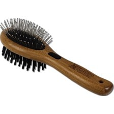 Bambo Groom Combo Dog Brush