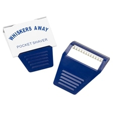 Whiskers Away Pocket Shaver