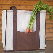 Kensington Natural Collection Large Tote