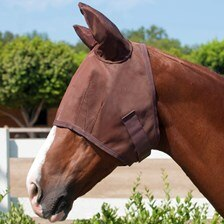 Kensington Natural Fly Mask w/Web Trim & Soft Mesh Ears