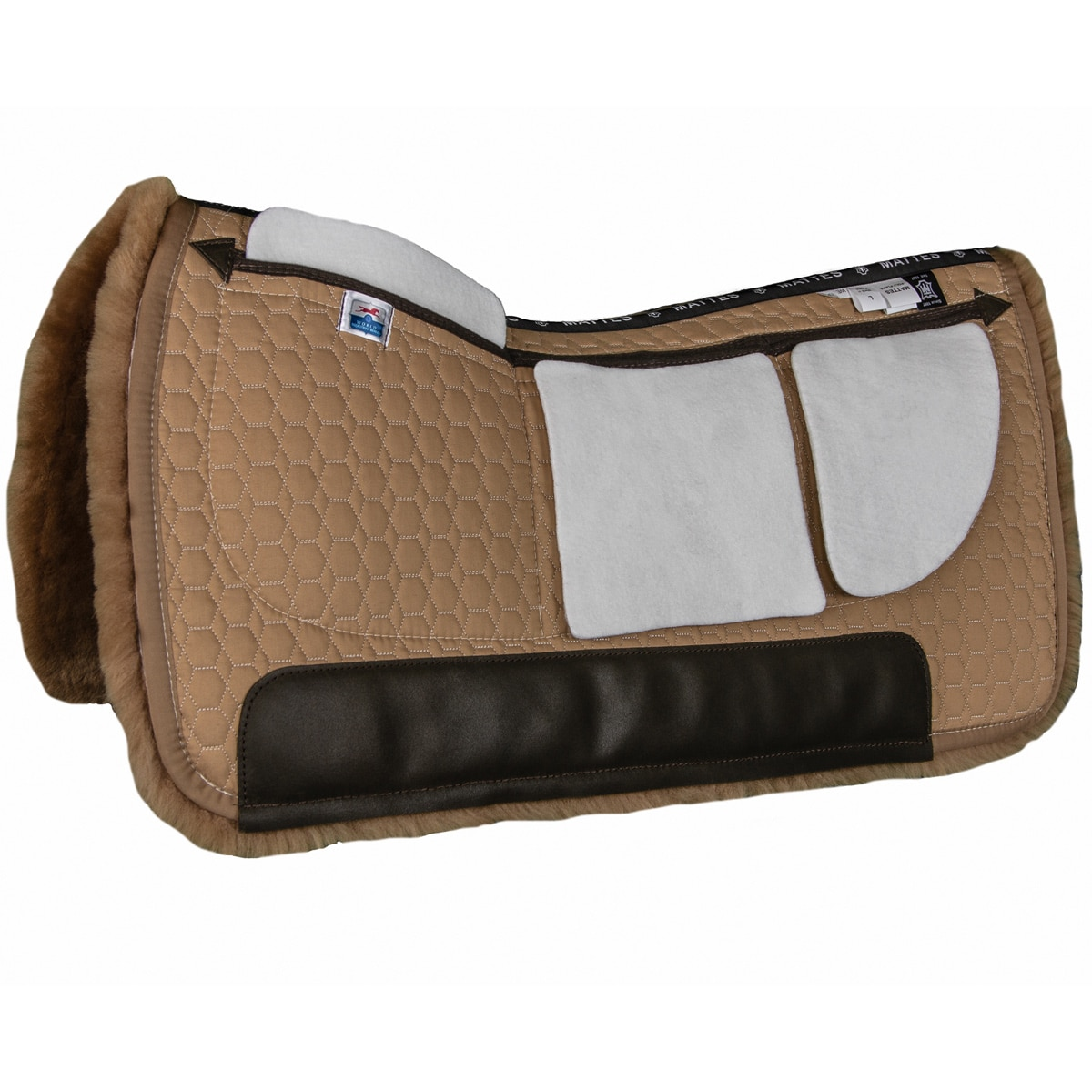 Mattes Western Square Correction Pad