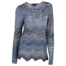 Noble Outfitters™ Denver Pointelle Pullover