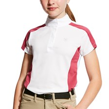 Ariat Girls Aptos Colorblock Show Shirt