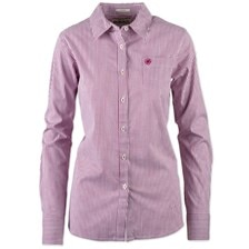 Ariat Women's R.E.A.L. Kirby Stretch Shirt - Berry Juice Stripe