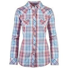 Ariat Women's R.E.A.L Lovely Snap Shirt