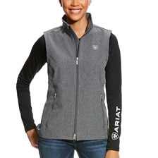 Ariat Women's TEK Journey Softshell Vest