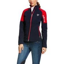 Ariat Global Softshell Jacket-USA