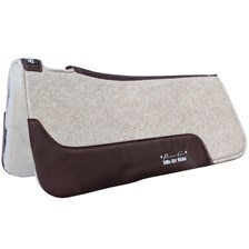 Professional's Choice Cowboy Felt Deluxe Air Ride Pad