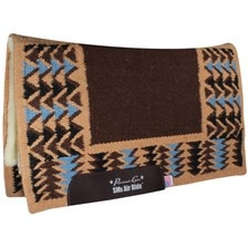 Professional's Choice Comfort-Fit SMx Air Ride Western Pad- Barona