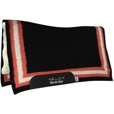 Professional's Choice Comfort-Fit SMx Air Ride Western Pad- Border