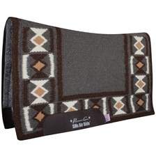 Professional's Choice Comfort-Fit SMx Air Ride Western Pad- Hourglass