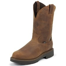 Justin Men's J Max Boot - Waterproof