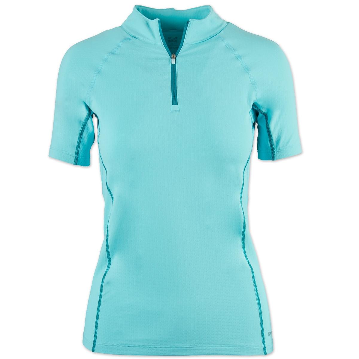 Noble Outfitters Ashley Shortsleeve Performance Shirt
