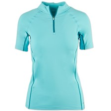 Noble Outfitters Ashley Shortsleeve Performance Shirt