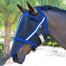 Noble Outfitters™ Guardsman™ Fly Mask w/ out Ears - Made Exclusively for SmartPak