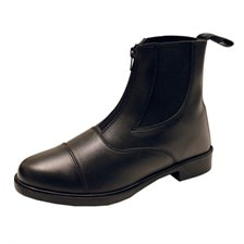 Horseware Ladies Zip Leather Short Boot