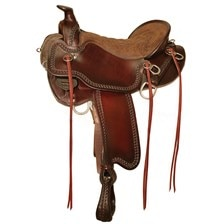 Tucker Classic Pine Ridge Mule Saddle
