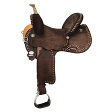 Circle Y Josey Ultimate Cash Rancher Saddle