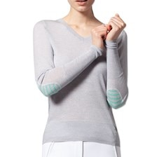 Asmar Rey V-Neck Merino Sweater