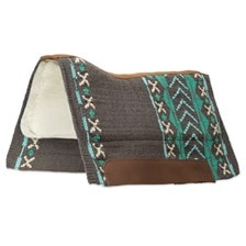 Weaver Synergy™ Contoured EVA Sport Foam Saddle Pad - X's and O'x