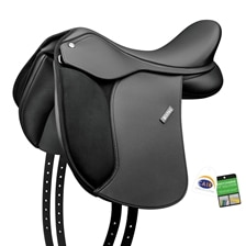 Wintec 500 Pony Dressage saddle w/CAIR- Test Ride Clearance