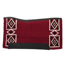 Weaver Synergy™ Contoured EVA Sport Foam Saddle Pad - Squares and Diamonds