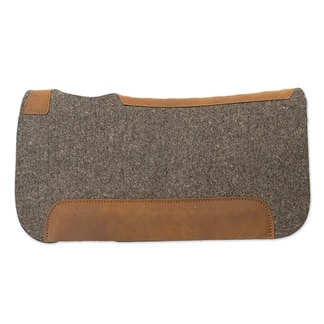 Weaver All Natural 100% Wool Felt Pony Saddle Pad