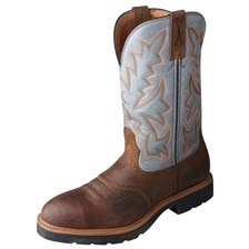 Twisted X Men's Cowboy Work Boots