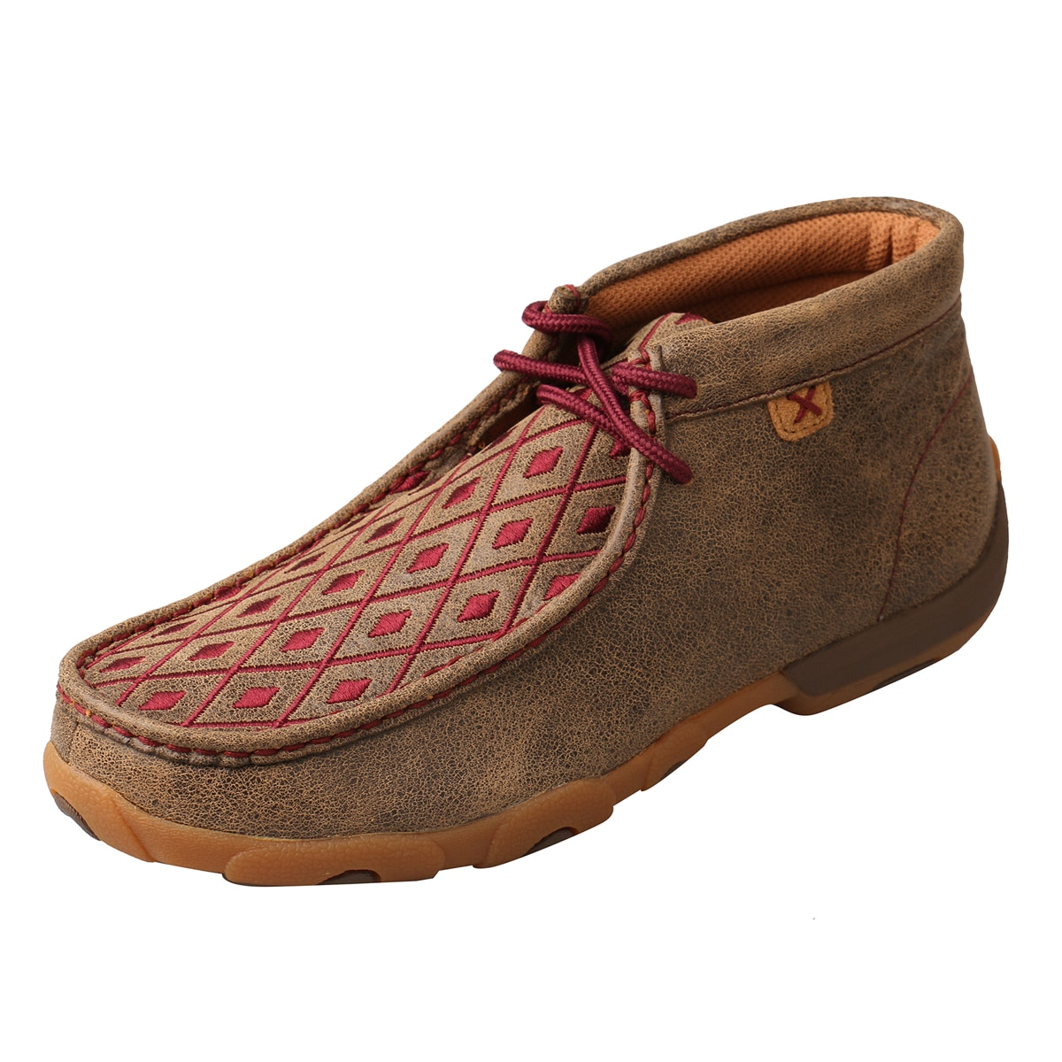 Embroidered Driving Moccasins