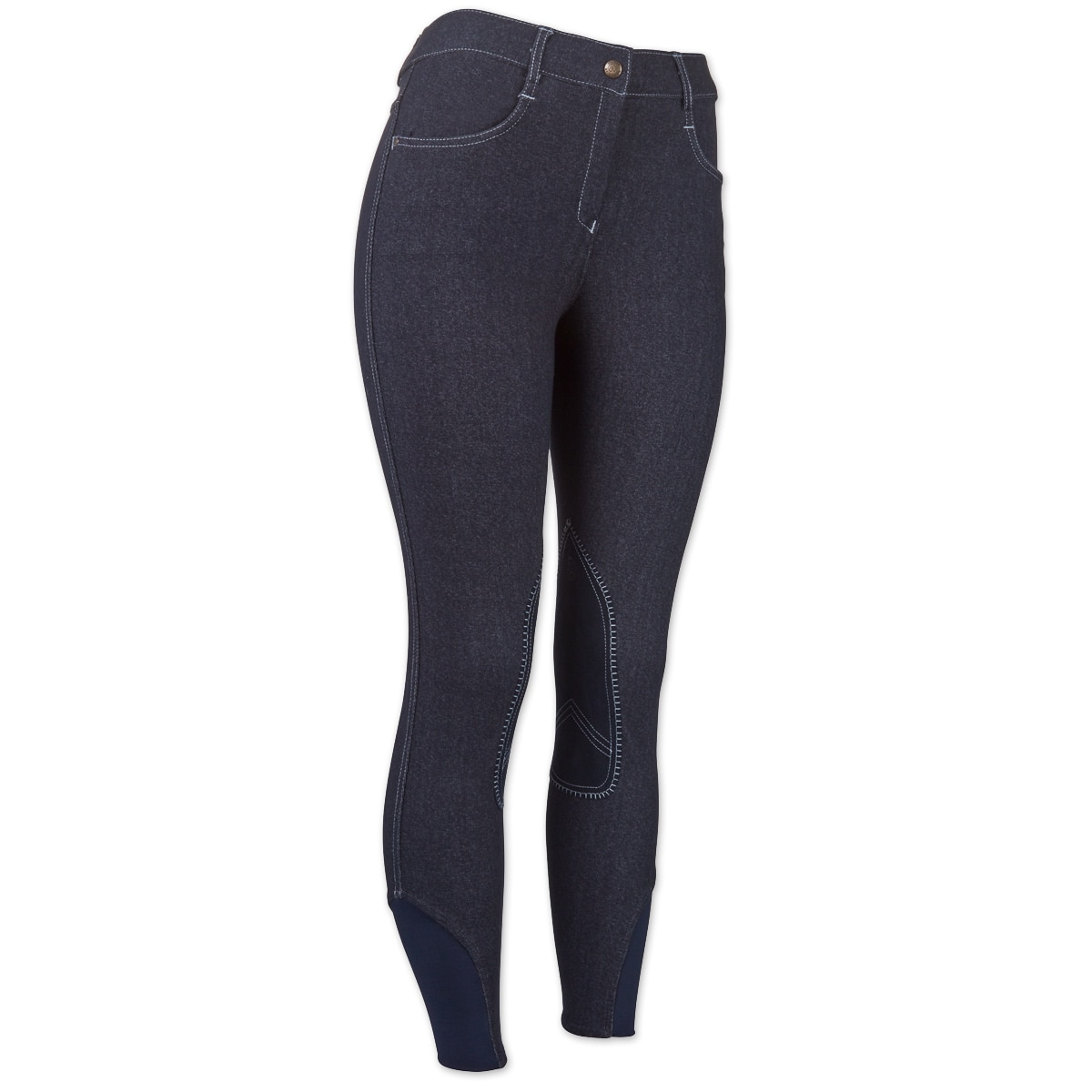 Ovation Euro Melange Classic Knee Patch Breech