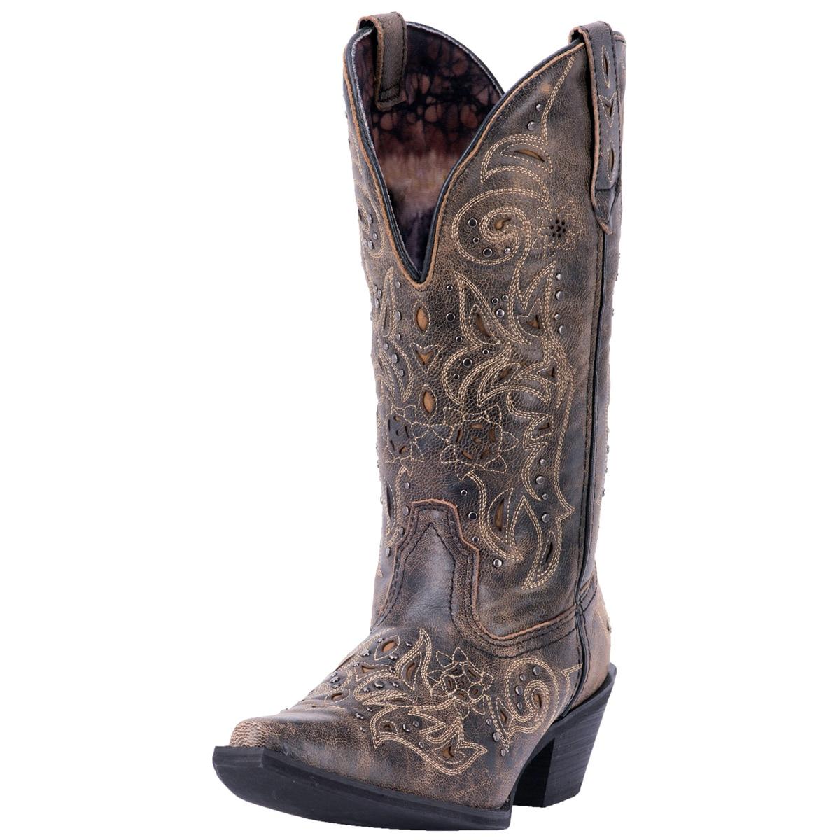 a6ad138b582 Laredo Women's Vanessa Wide Calf Boots