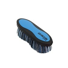 Shires Ezi-Groom Grip Dandy Stiff Brush