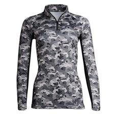 Piper SmartCore™ Long Sleeve ¼ Zip Sun Shirt