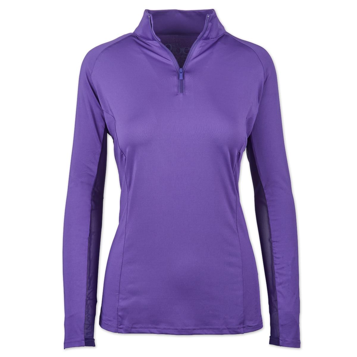 d6b79db2ad819c Piper Long Sleeve 1/4 Zip Sun Shirt by SmartPak