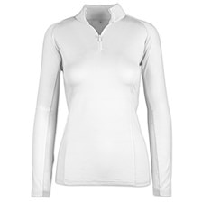 Piper Long Sleeve 1/4 Zip Sun Shirt by SmartPak