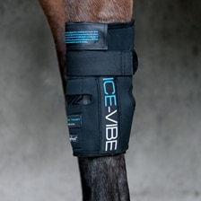 Ice-Vibe Knee Wrap w/ FREE Knee Cold Pack