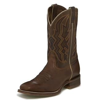 Nocona Men's Deputy Boot - Brown Vintage