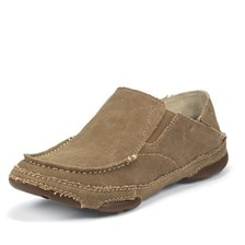 Tony Lama Men's Lindale Wheat Mock